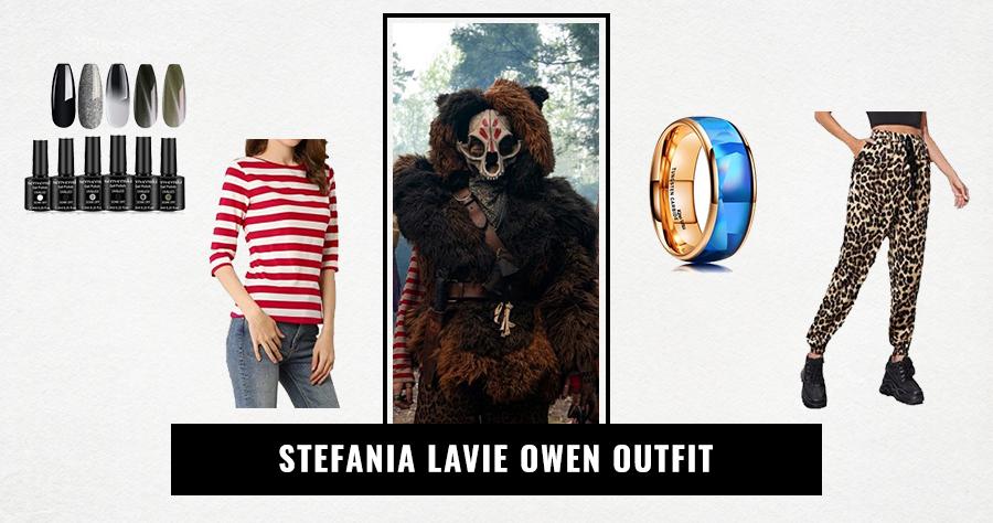 Stefania LaVie Owen Outfit