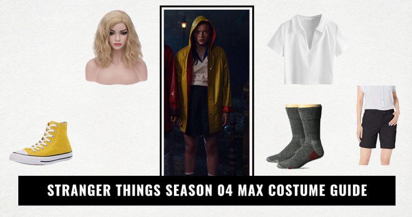 Stranger Things Season 04 Max Costume Guide