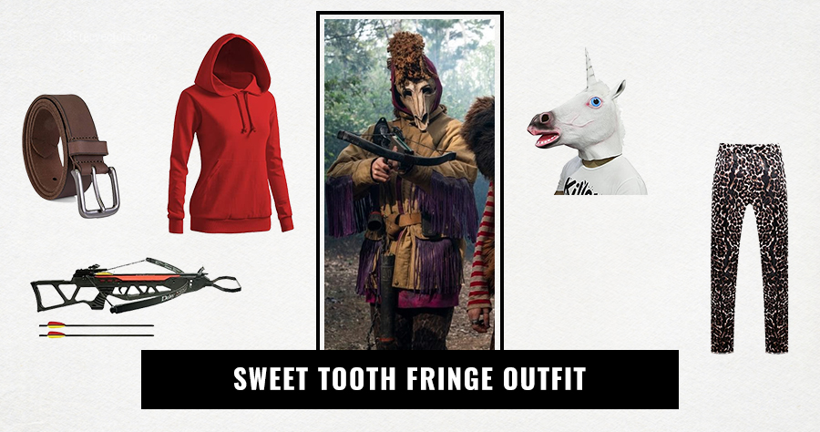 Sweet Tooth Fringe Outfit