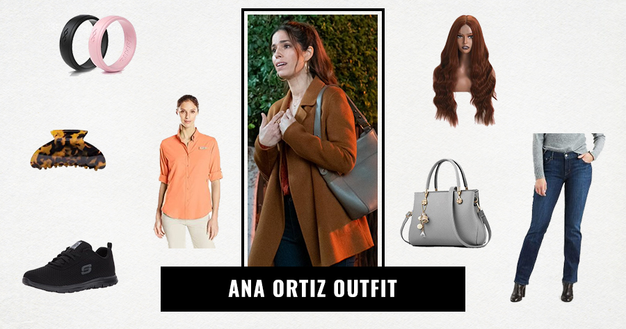 Ana Ortiz Outfit