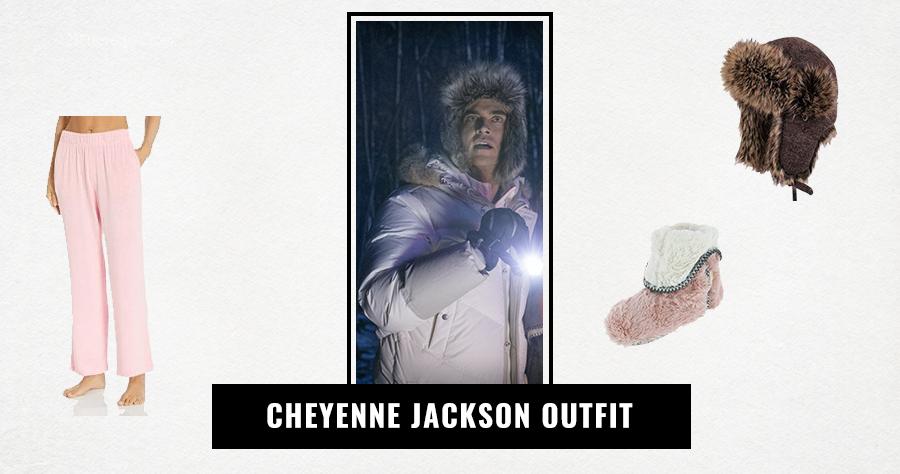 Cheyenne Jackson Outfit