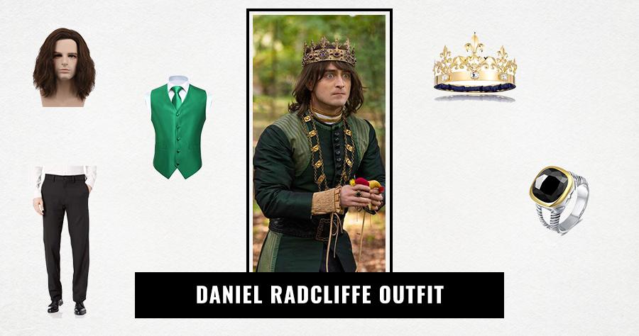 Daniel Radcliffe Outfit