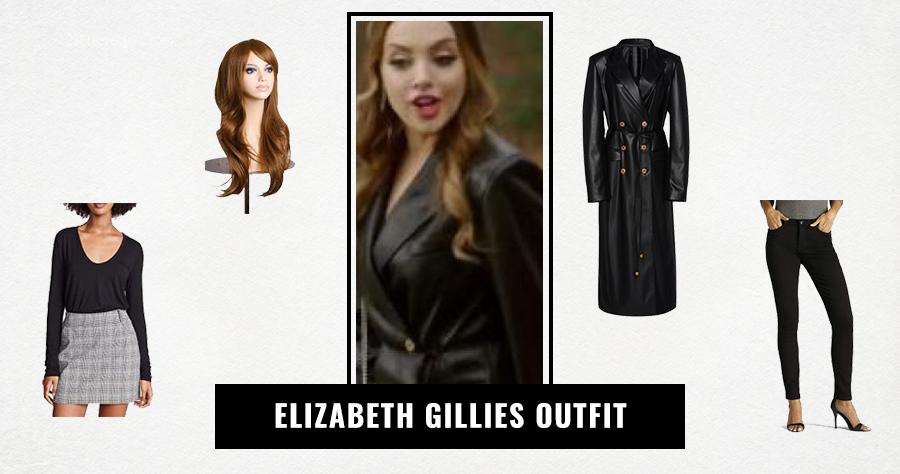 Elizabeth Gillies Outfit
