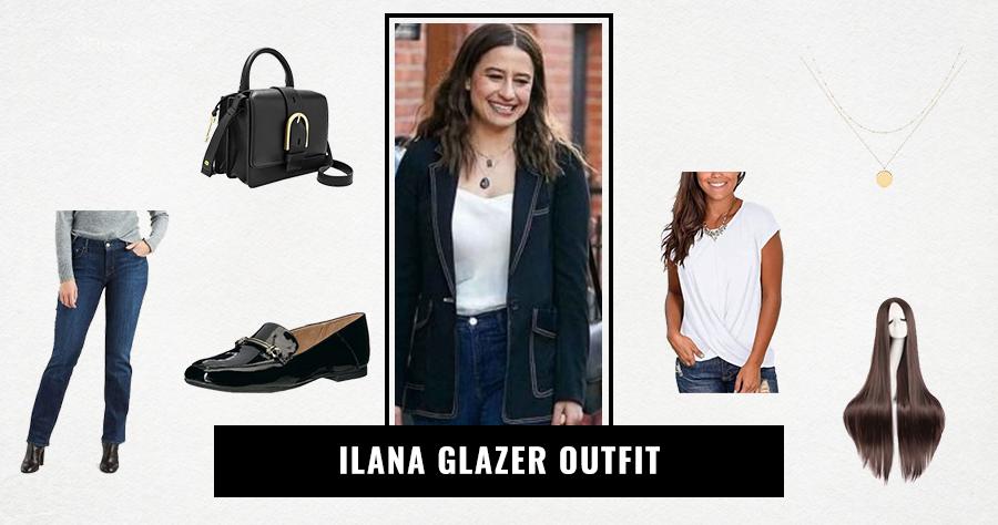 Ilana Glazer Outfit