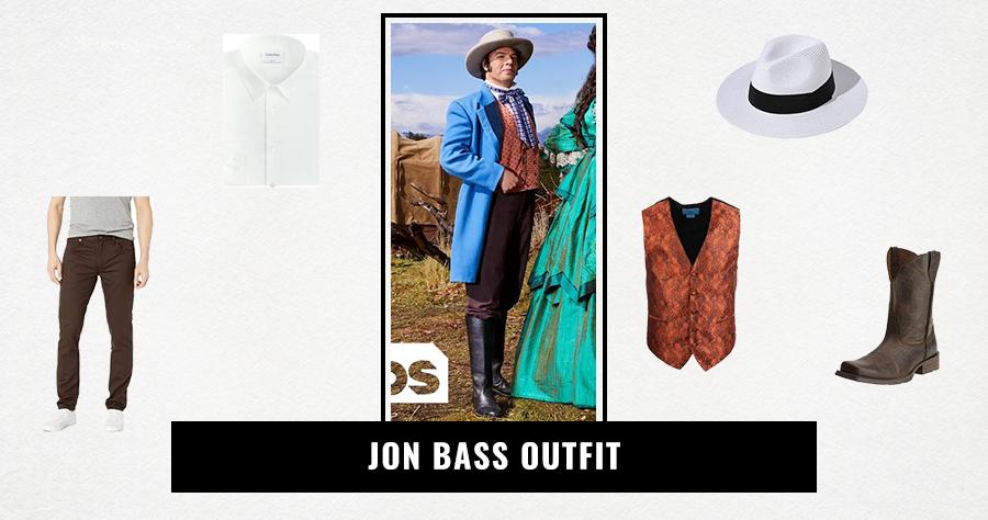 Jon Bass Outfit