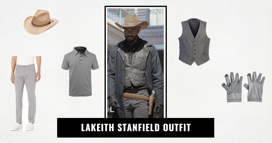 Lakeith Stanfield Outfit