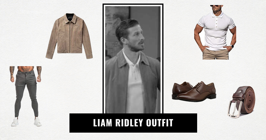 Liam Ridley Outfit