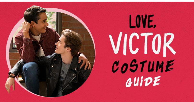 Love, Victor Costume Guide
