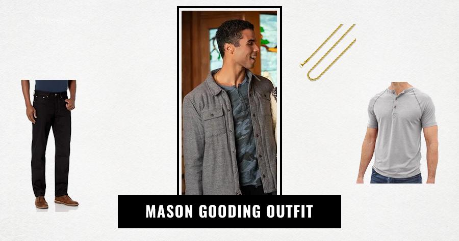 Mason Gooding Outfit