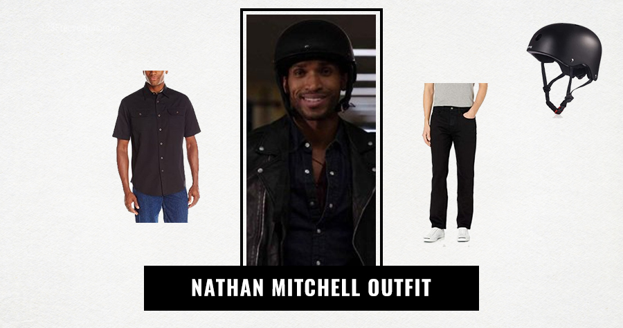 Nathan Mitchell Outfit