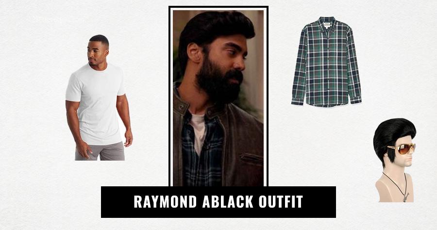 Raymond Ablack Outfit