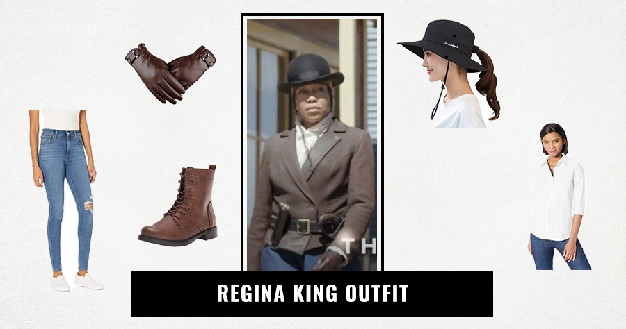 Regina King Outfit
