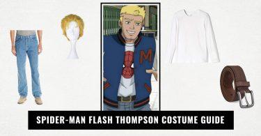 Spider-Man Flash Thompson Costume Guide