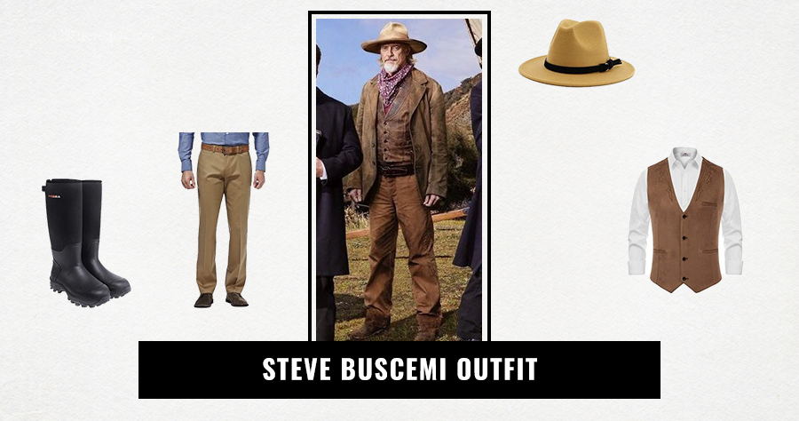 Steve Buscemi Outfit