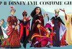 Top 8 Disney Evil Costume Guide