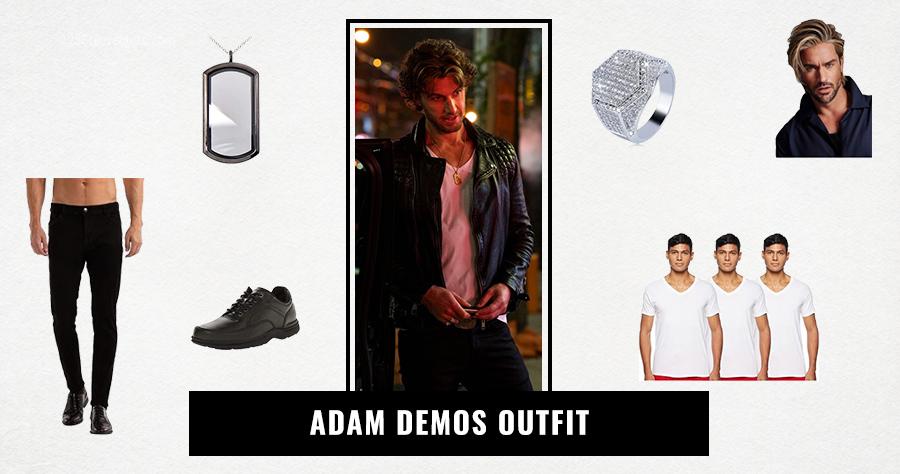 Adam Demos Outfit