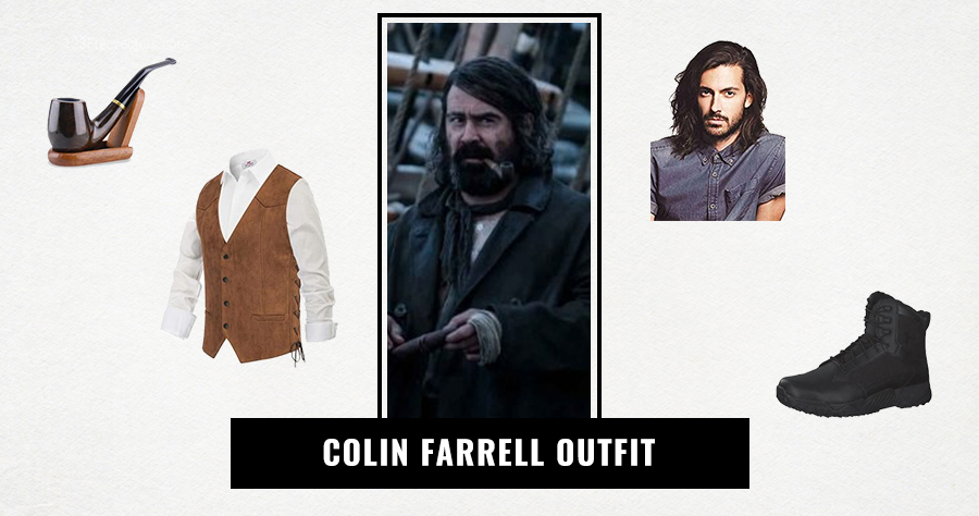 Colin Farrell Outfit