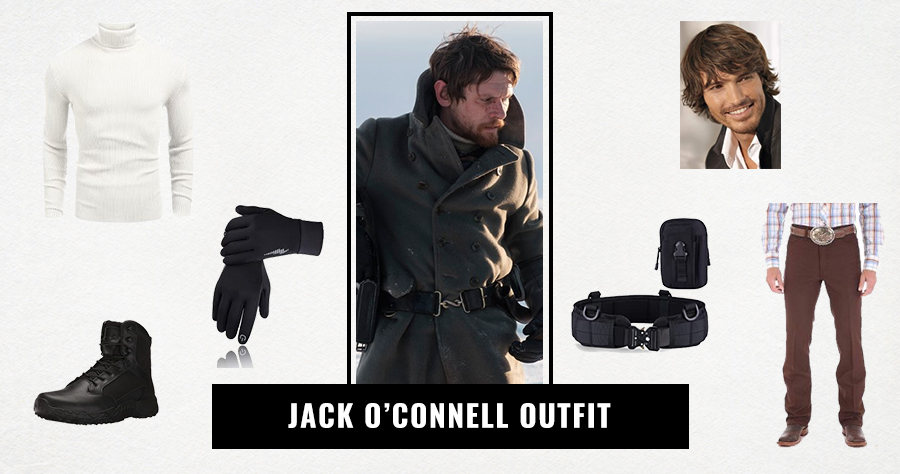 Jack O'Connell Outfit