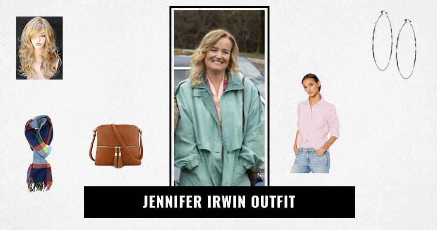 Jennifer Irwin Outfit
