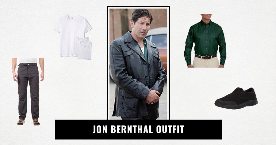 Jon Bernthal Outfit