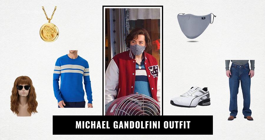 Michael Gandolfini Outfit