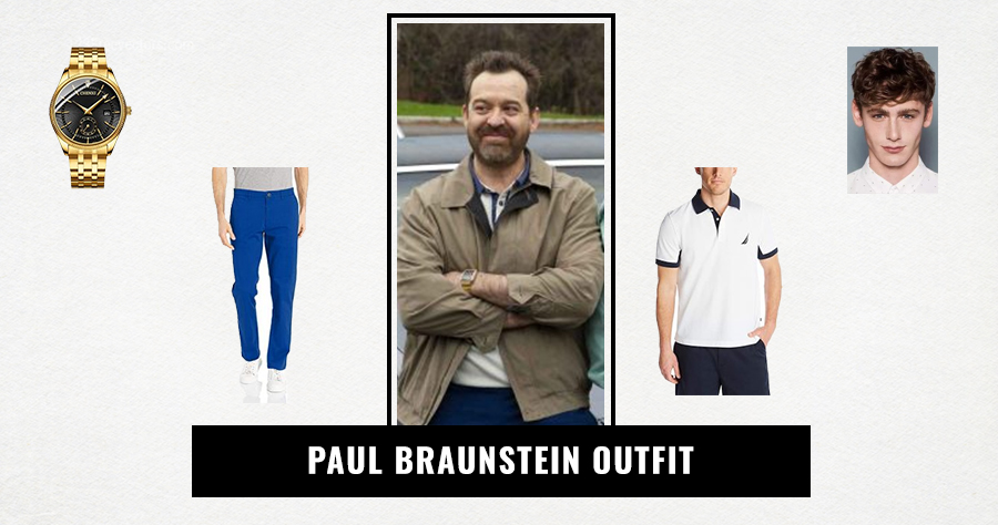 Paul Braunstein Outfit