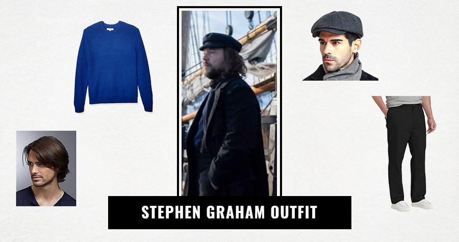 Stephen Graham Outfit