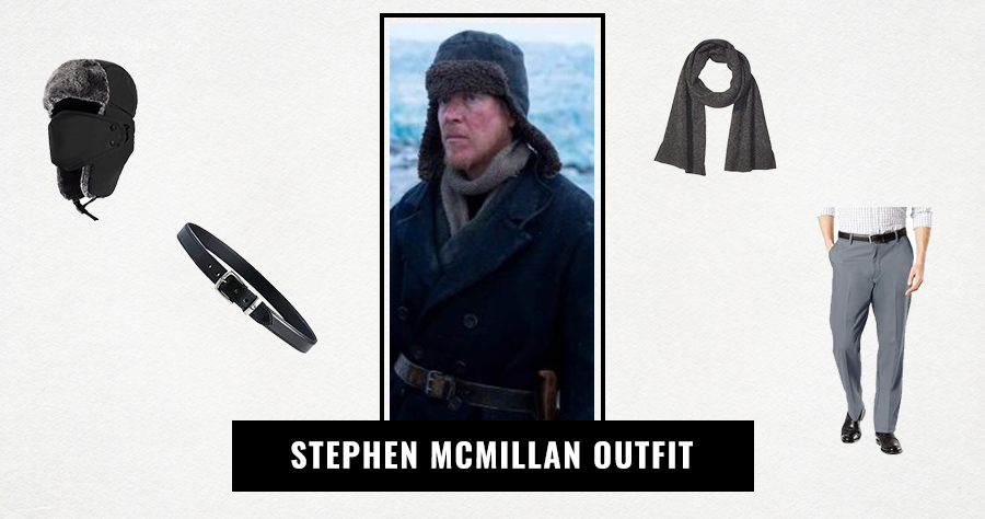 Stephen McMillan Outfit
