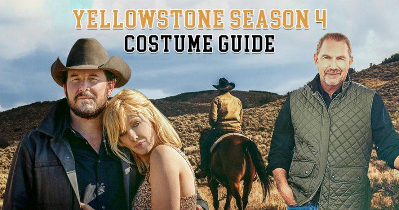 Yellowstone S04 Costume Guide
