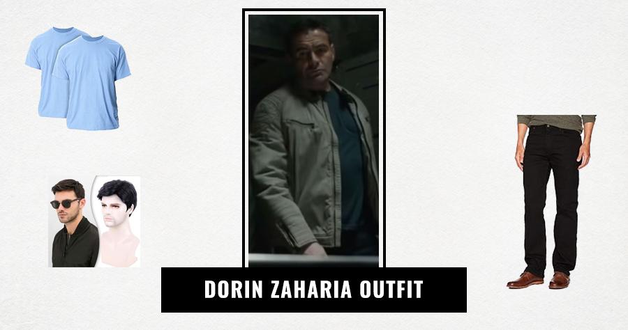 Dorin Zaharia Outfit