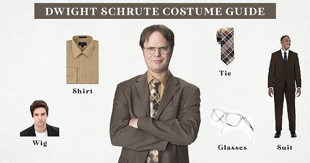 Dwight Schrute Costume Guide