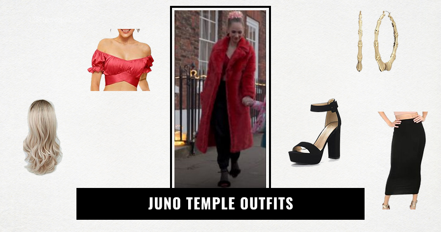 Juno Temple Outfits
