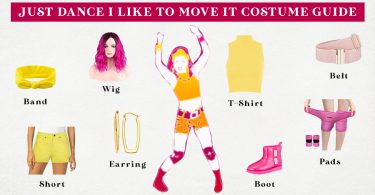 Just Dance I Like to Move It Costume Guide