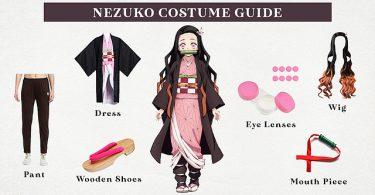 Nezuko Costume Guide