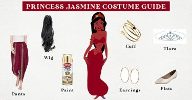 Princess Jasmine Costume Guide