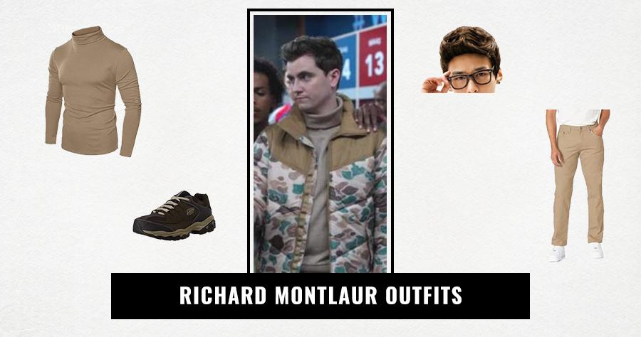 Richard Montlaur Outfits