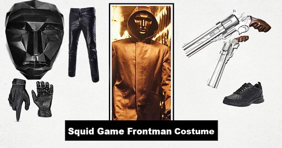 Squid Game Frontman Costume