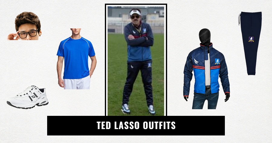 Ted Lasso Outfits