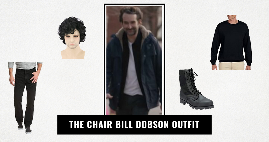 The Chair Bill Dobson Outfit