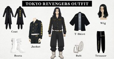 Tokyo Revengers Outfit