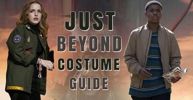 Just Beyond Costume Guide