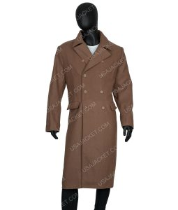 David Tennant Tenth 10th Doctor Who Trench Coat