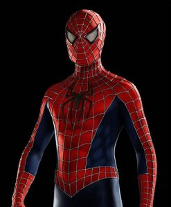 Amazing Spiderman Andrew Garfield Jacket