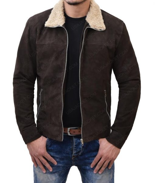 Andrew Lincoln Leather Jacket
