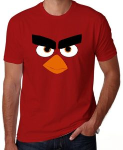 Red Angry Bird Tshirt