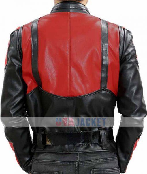 Paul Rudd Red Antman Jacket