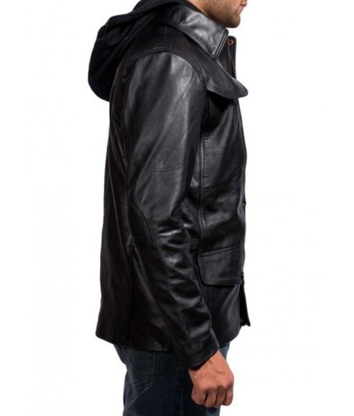 Terminator Genisys 5 Arnold leather Jacket