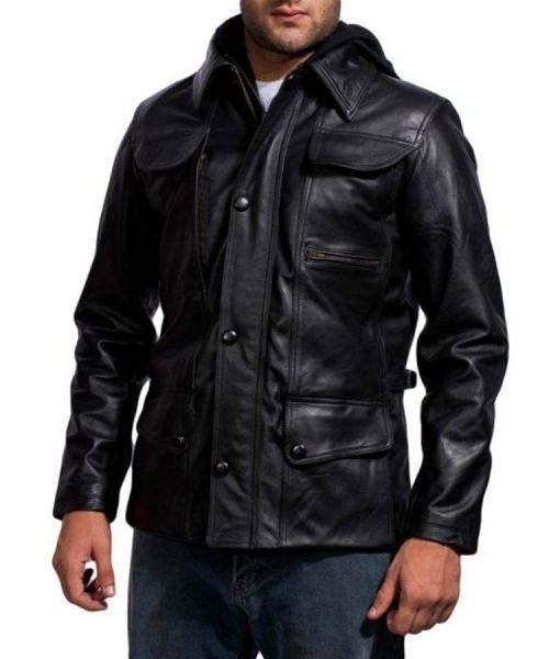 Arnold Schwarzenegger Terminator 5 Genisys Jacket