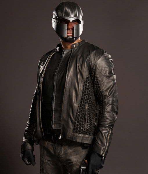 Arrow John Diggle Jacket