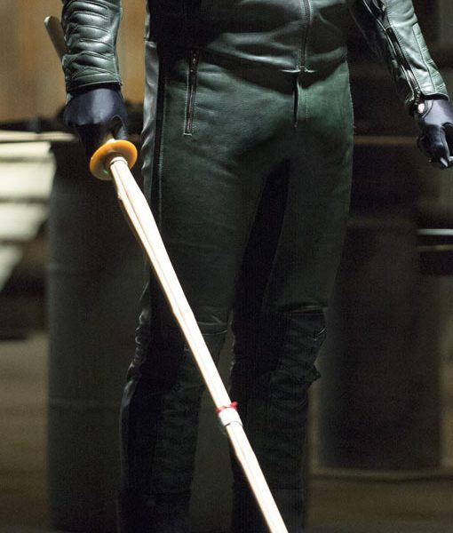 Green Arrow Costume Pant
